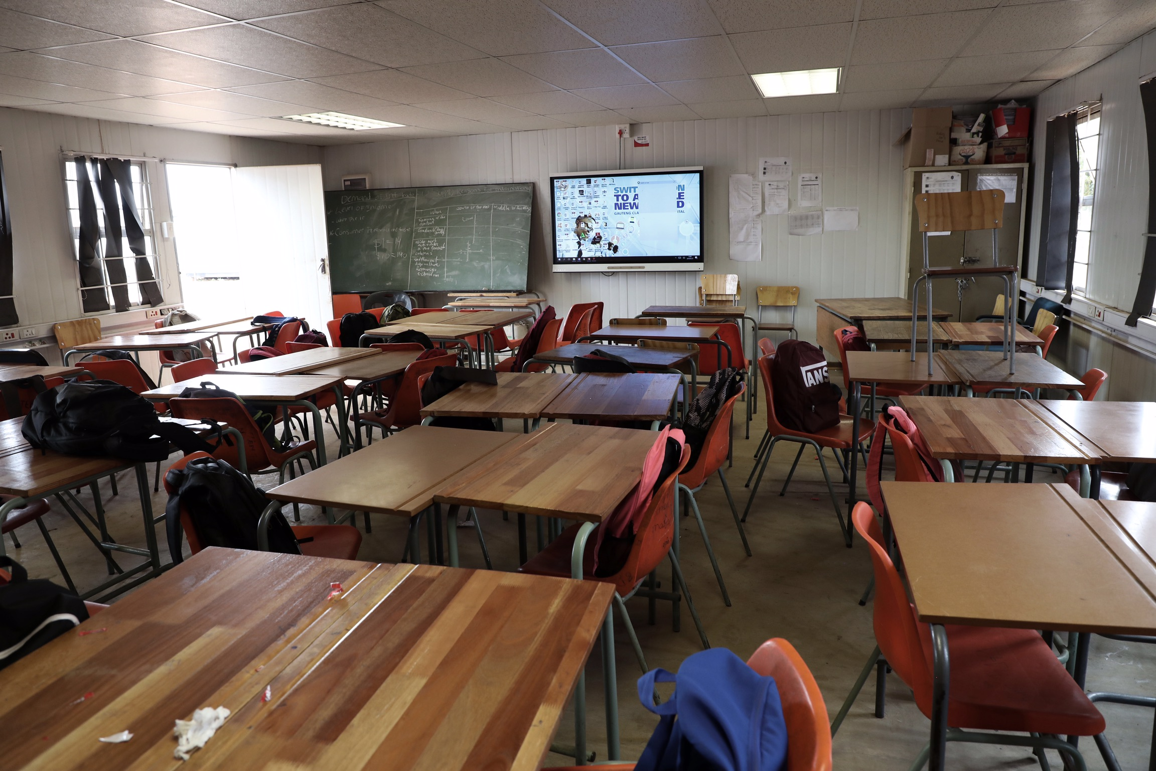 THE IMF REPORT ON SOUTH AFRICA DIRE EDUCATION SYSTEM IS NEWS